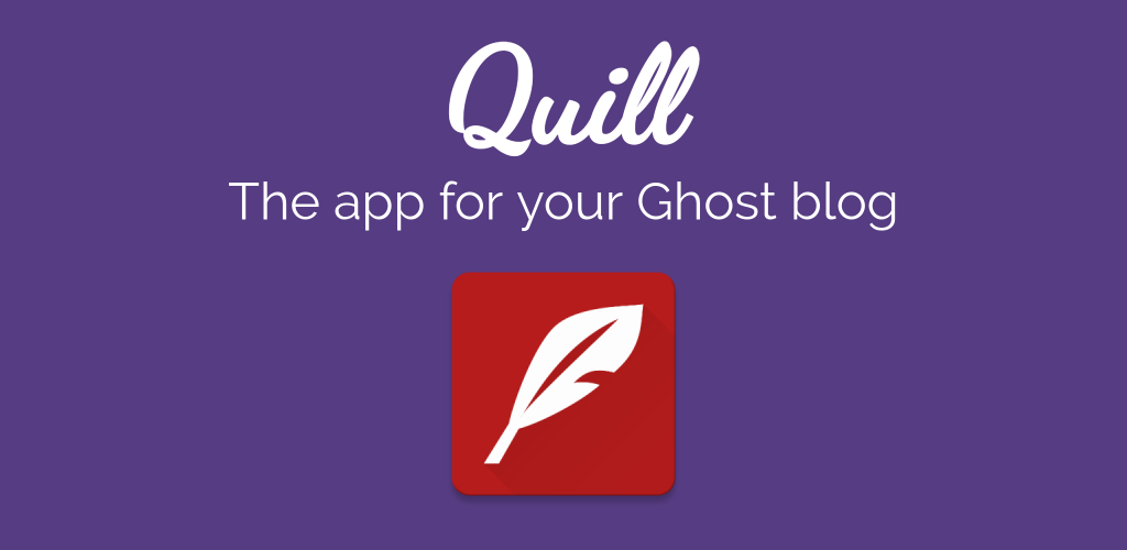 Quill feature graphic